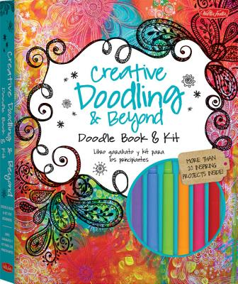Creative Doodling & Beyond Doodle Book & Kit By Corfee, Stephanie
